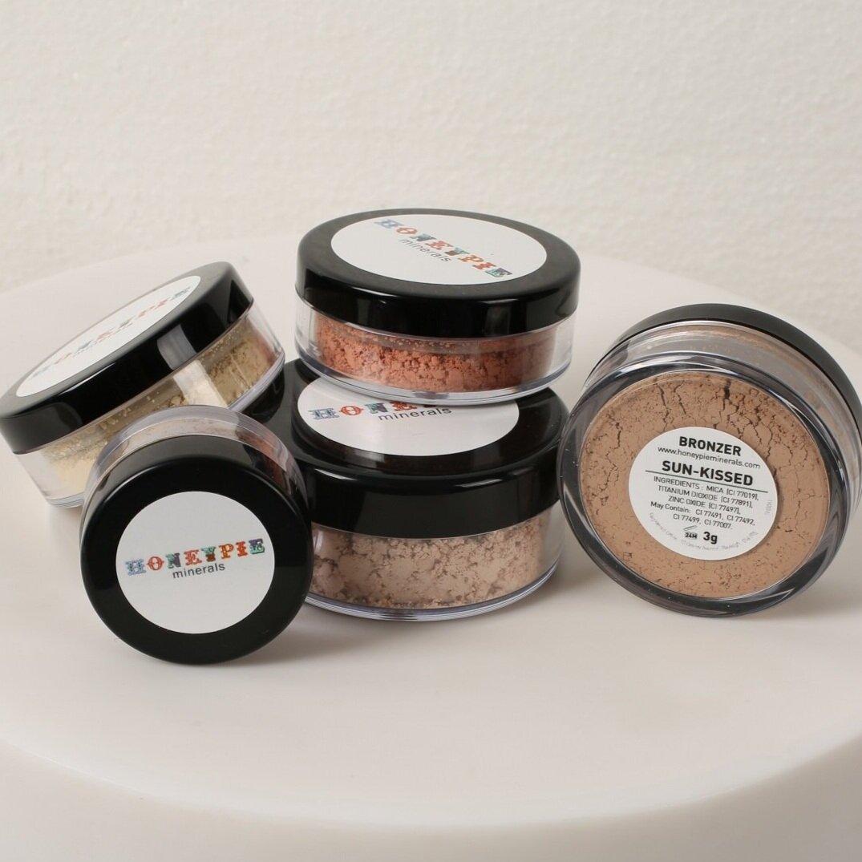 Honeypie Minerals Vegan makeup