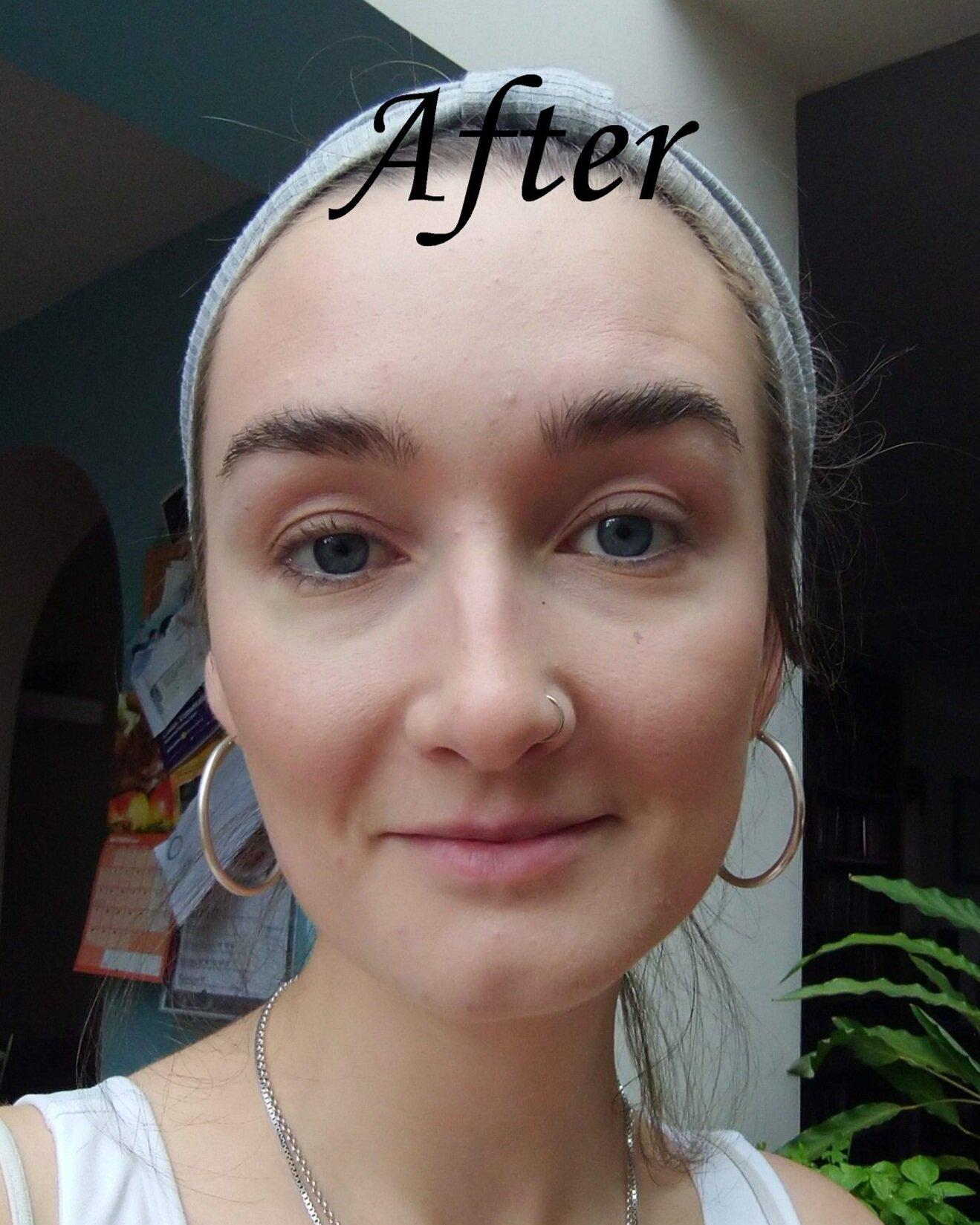 Smooth, even, natural looking makeup