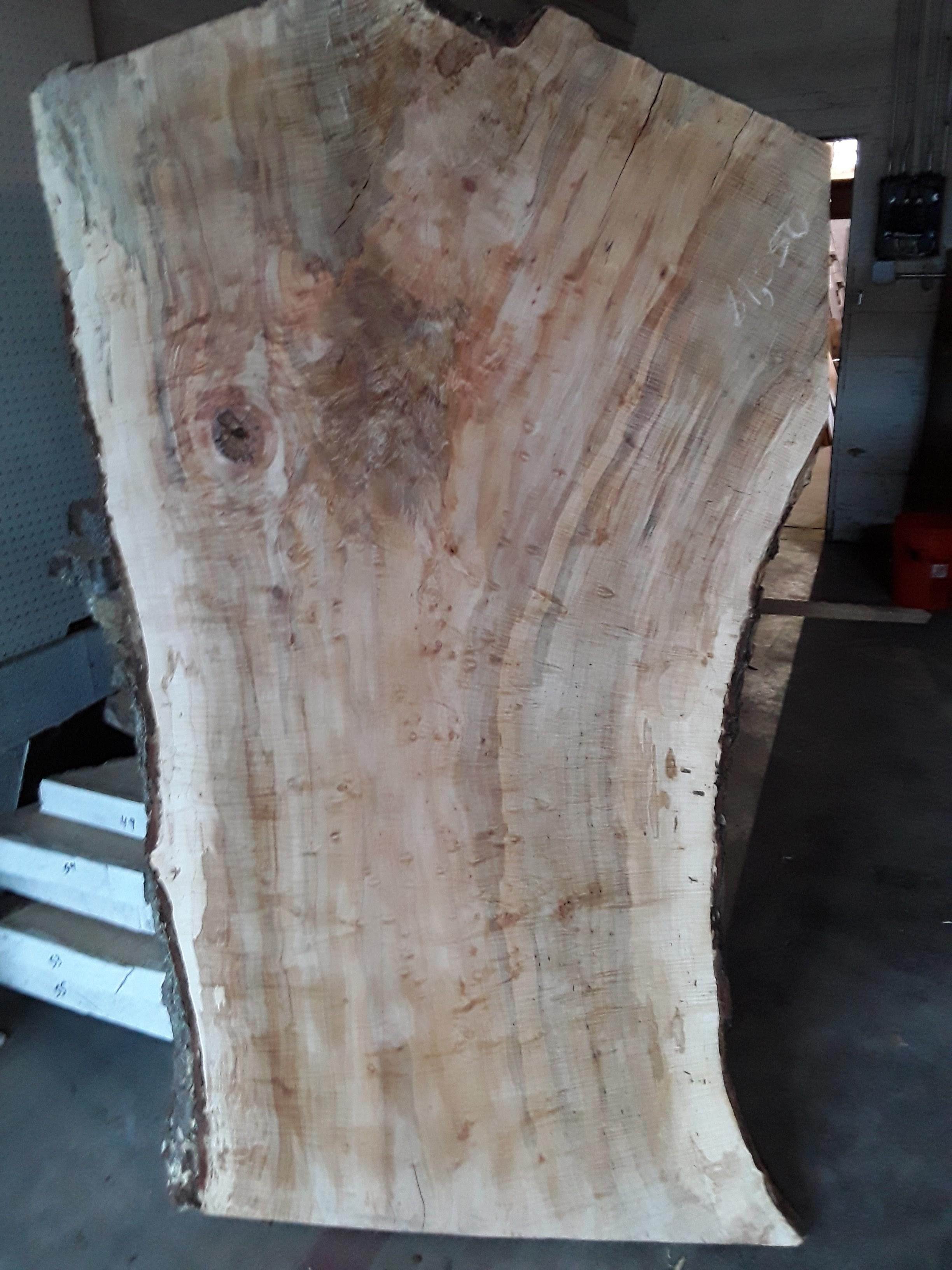Specialty hardwoods -