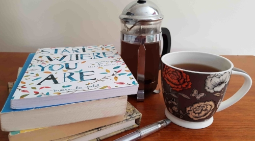 Book review for journaling