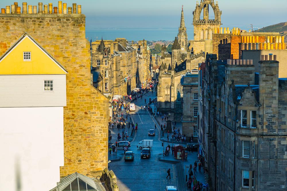 Royal Mile Tour Edinburgh. David Wheater Photography.jpg
