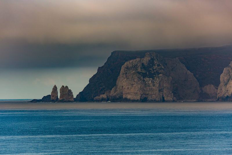 (840) Whiten Head (An Ceann Geal), Loch Eriboll, Durness, Cape Wrath, Sutherland, Scotland. Copyright David Wheater copy.jpg