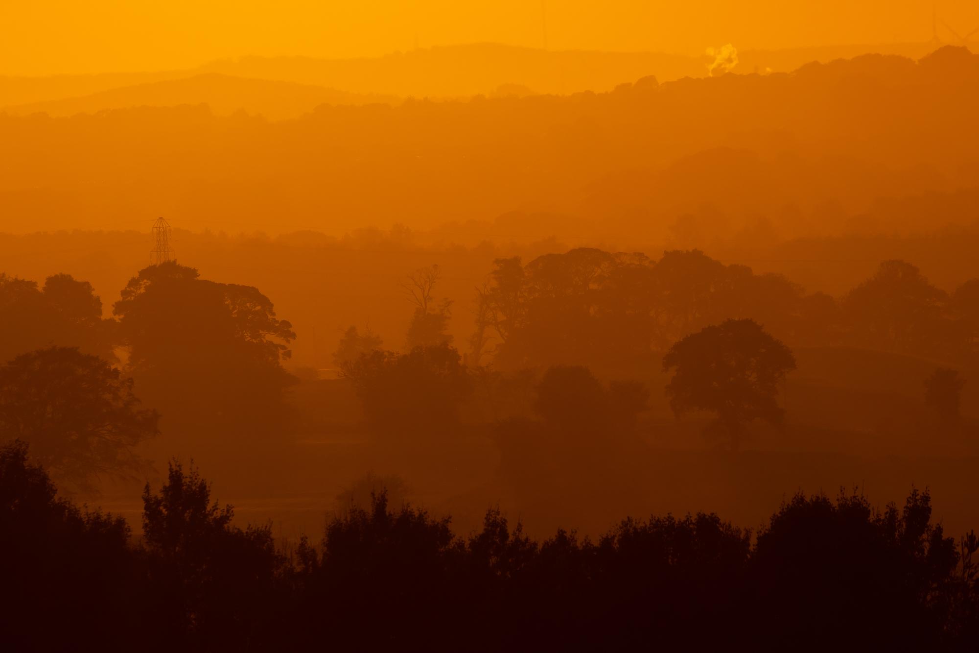 (1183) West Lothian at Sunset Golden Hour, Ratho, West Edinburgh, Scotland.jpg