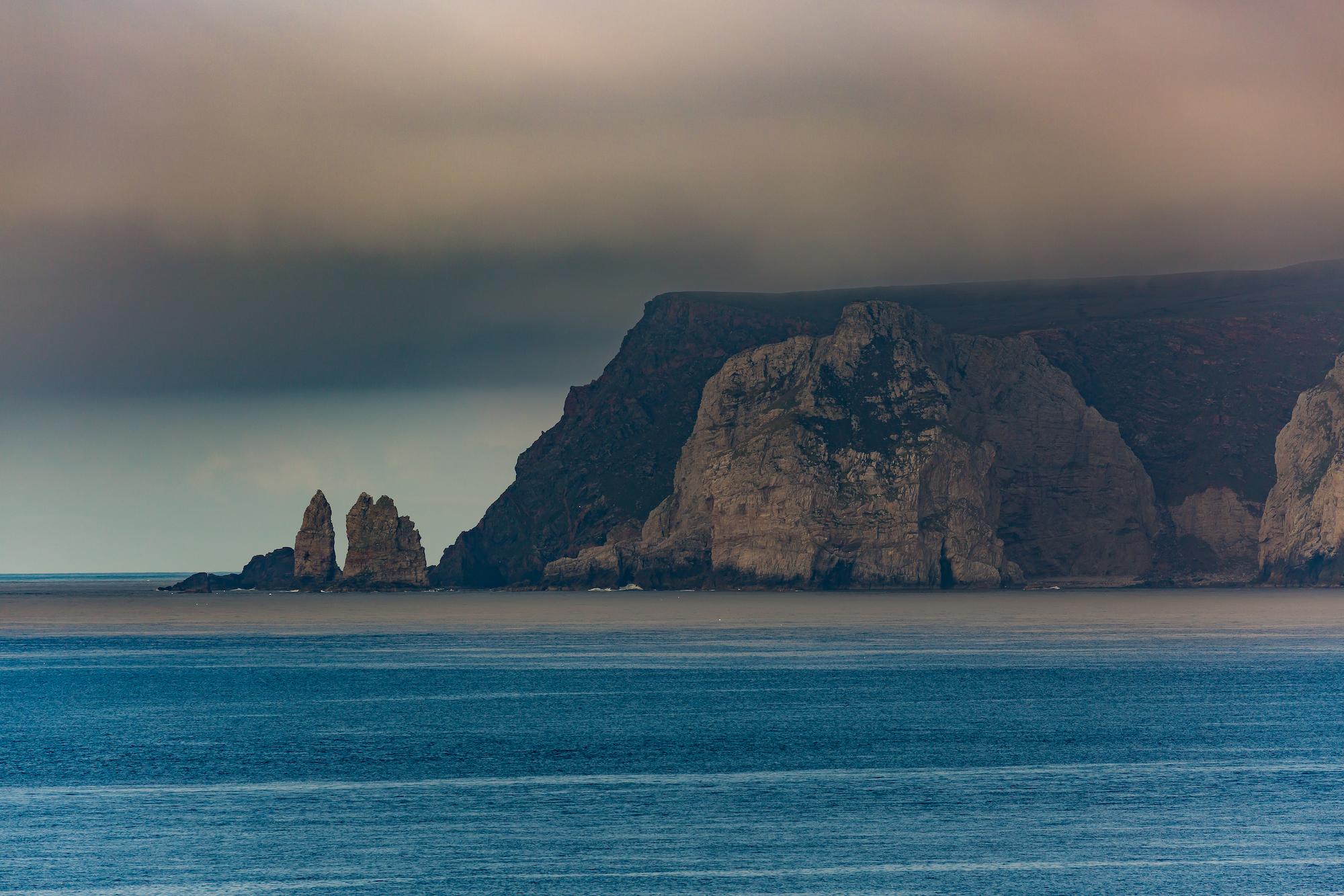 (840) Whiten Head (An Ceann Geal), Loch Eriboll, Durness, Cape Wrath, Sutherland, Scotland. Copyright David Wheater.jpg