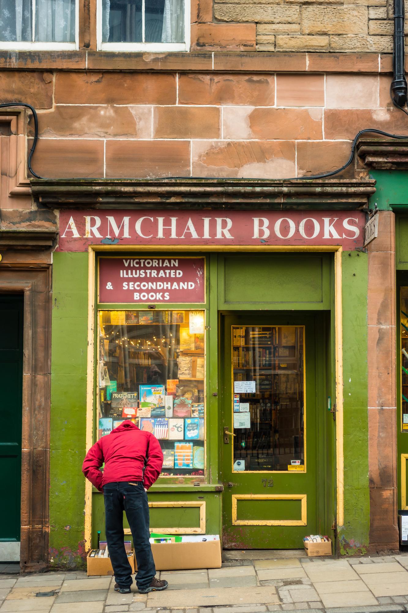 (469) Armchair Books, 72-74 West Port, Edinburgh, Scotland.jpg