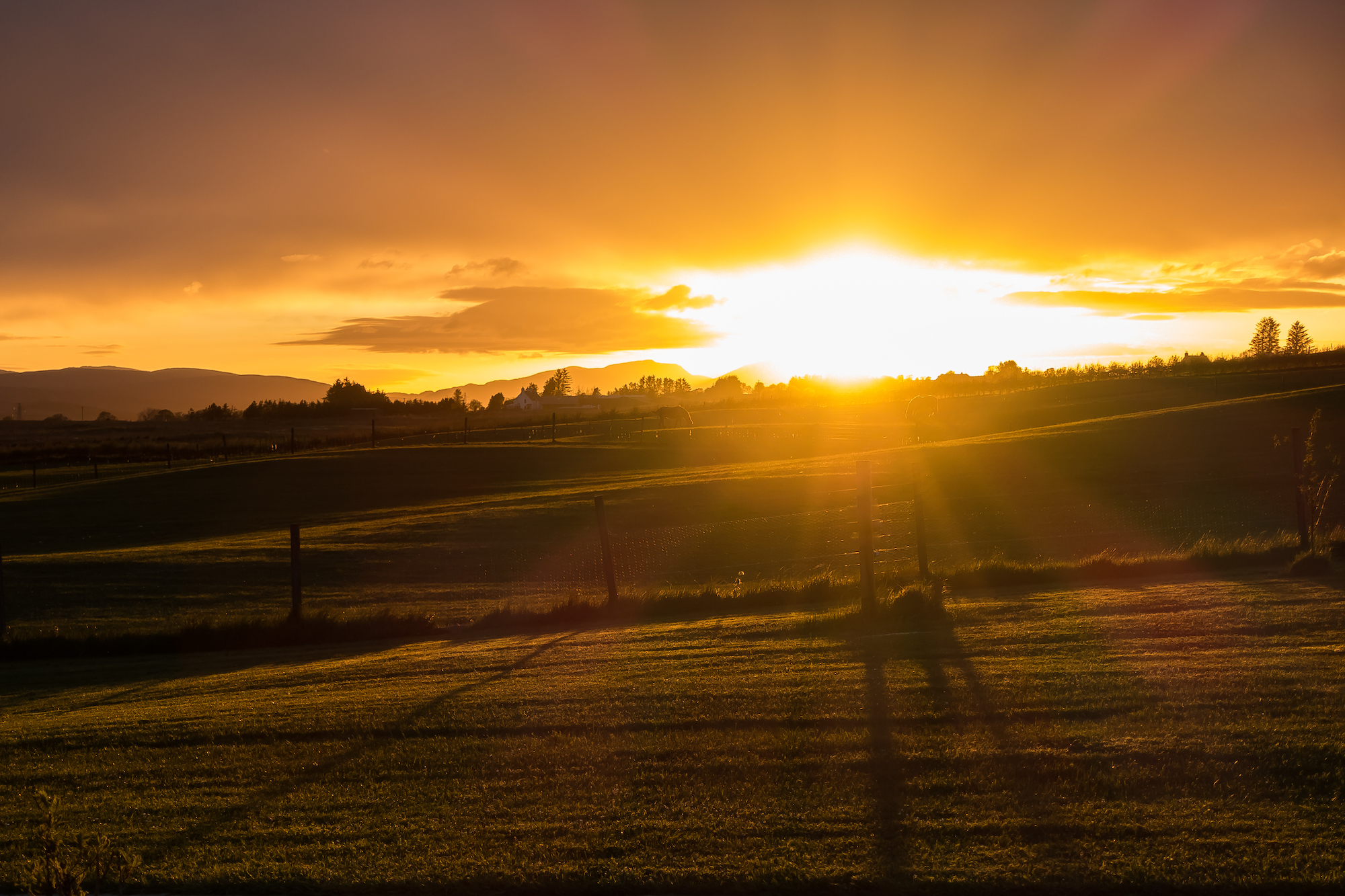 (176) Sunset over Shinness, Lairg, Scotland.jpg