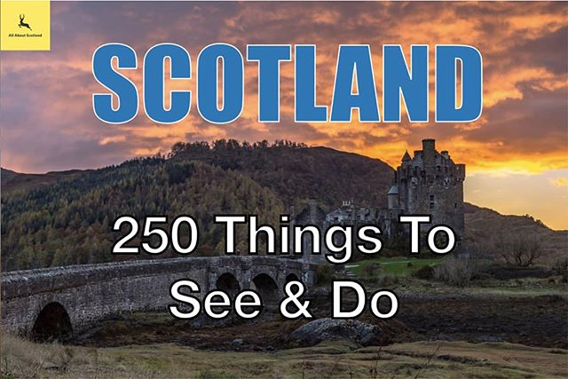 NEW SCOTLAND VIDEO - 250 Things To See & Do in Scotland - Link in bio.  I hope you enjoy this video of some of my favourite places in Scotland. Last year I had to take my YouTube channel down due to an accident and this is the first video in my brand new channel which is called ' All About Scotland'. I'm super excited about it, as last year I wasn't sure if I'd ever be able to show people again around the country I love. Live your life to the full and don't put off your dreams. The video is also on my new website - www.allaboutscotland.net and don't forget to subscribe on YouTube for upcoming videos :-) . #edinburgh101 #scotlandisnow #visitscotland #visitbritain #allaboutscotland #discoverscotland #scotland_lover #scotland_ig #scotland #igscotland #instascotland #ig_scot #scotlandtrip #lovescotland #scottishlife #scotlandtrip #scottishhighlands #scotlandescapes #visitedinburgh #mybritain #beautifulbritain #scottish #beingscottish #scottishvlogger #edinburghvlogger #beautifuledinburgh #beautifulscotland #scotlandbeauty #scotlandthefave