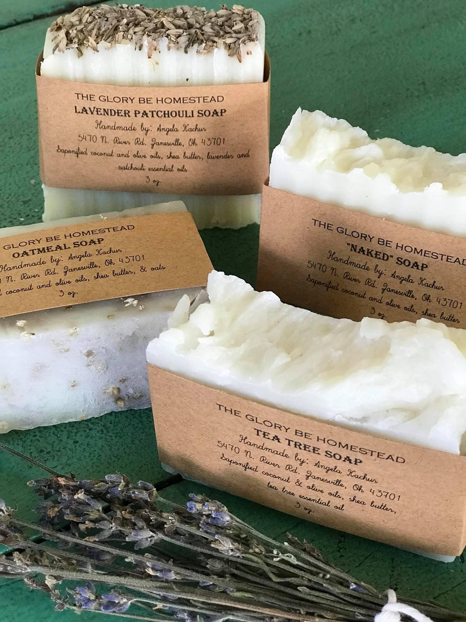 homemade soap glory be homestead.jpg