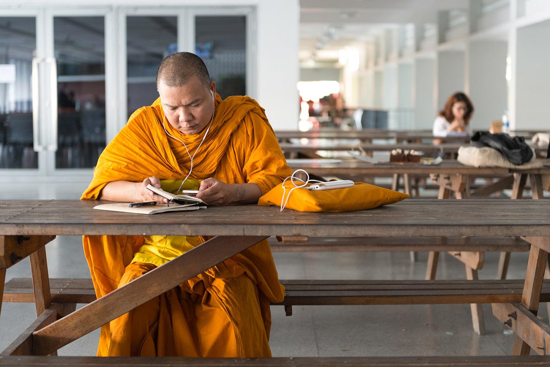 Monk Thammasat
