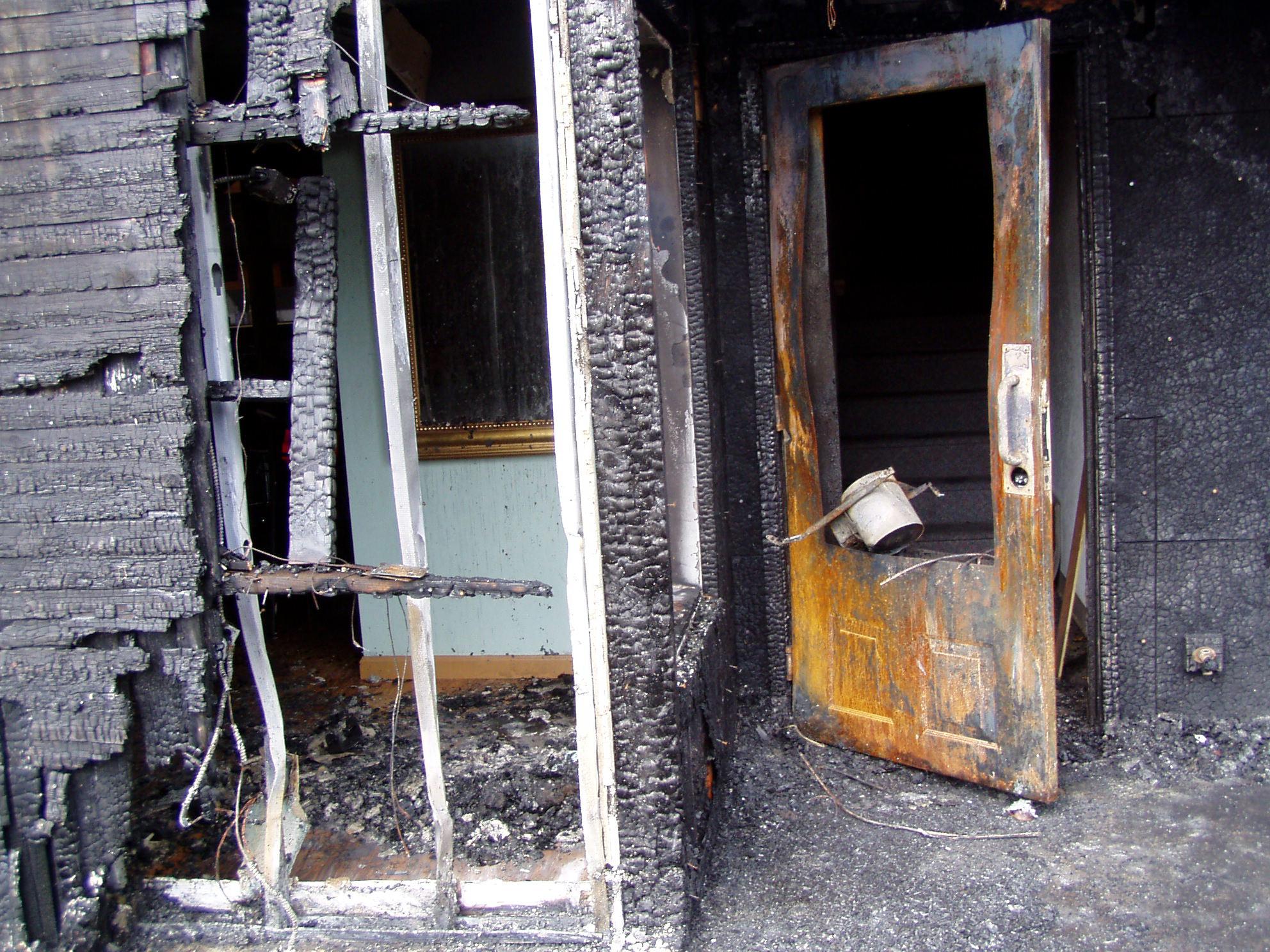 Fire Damage First Response