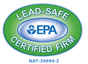 DANE Contractors & Restorz are a Lead-Safe Certified Firm