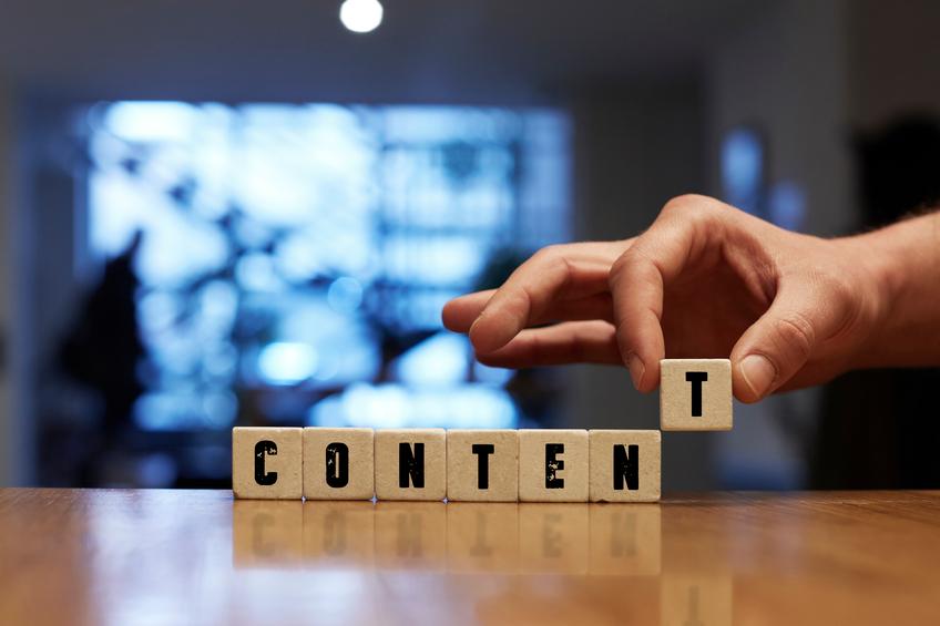 Content Scrabble (Woodworks Communications)