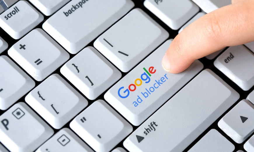 Google won't block you. It just seeks to bless you. Kinda.