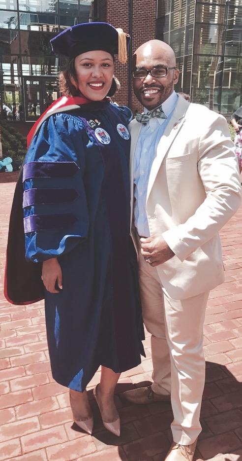 Black Law School Graduate - LegallyMed