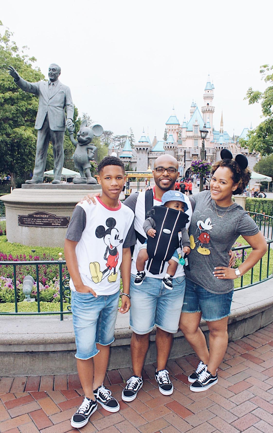 Black Family Blogger - LegallyMed