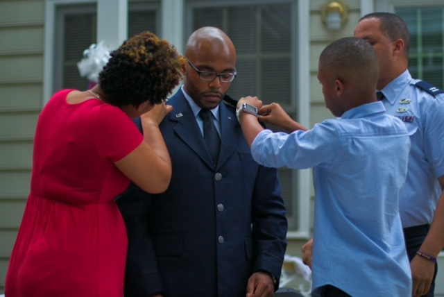 Air Force Pining Ceremony