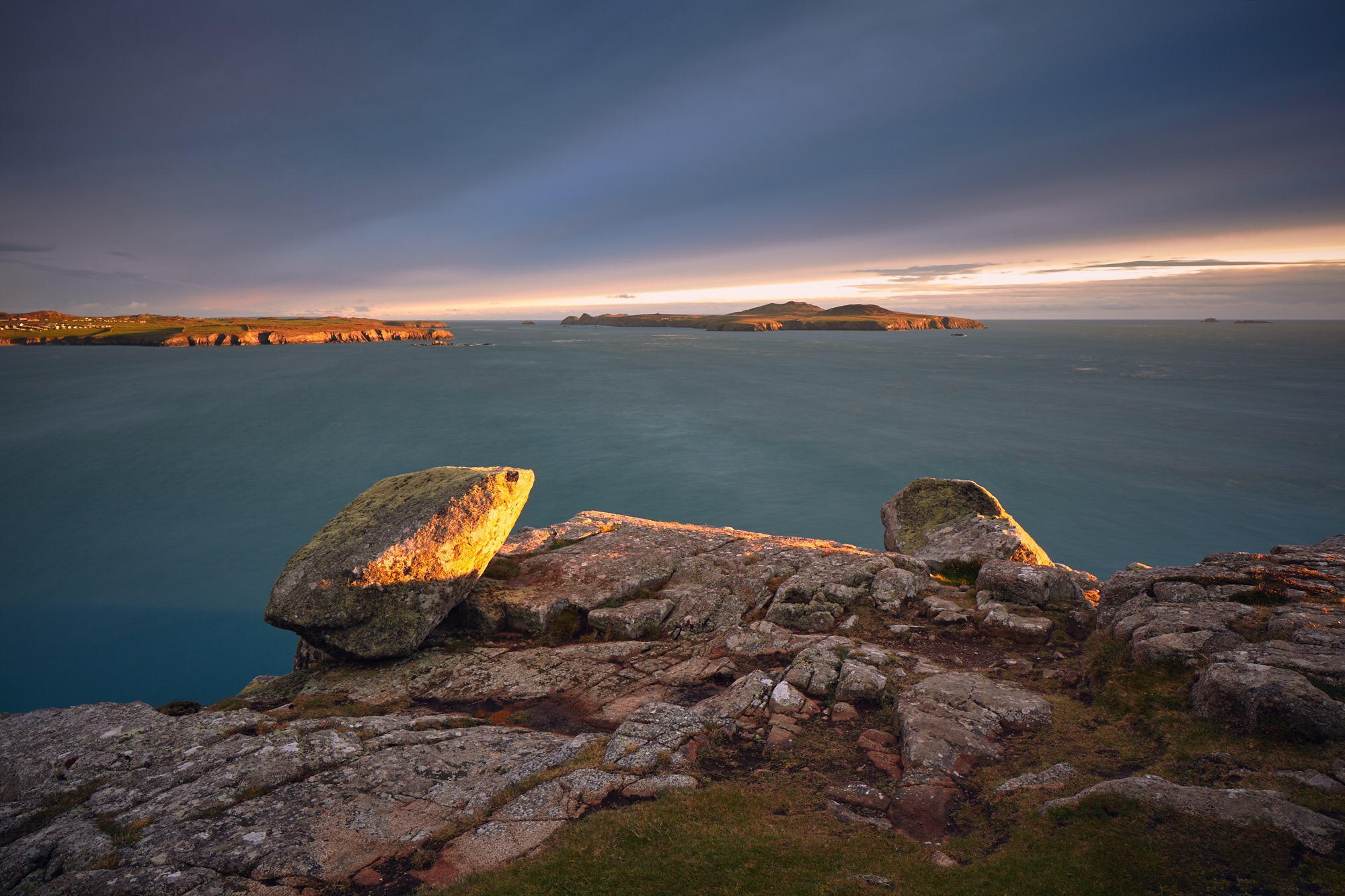Ramsey Sound, St.David's Head, Wales