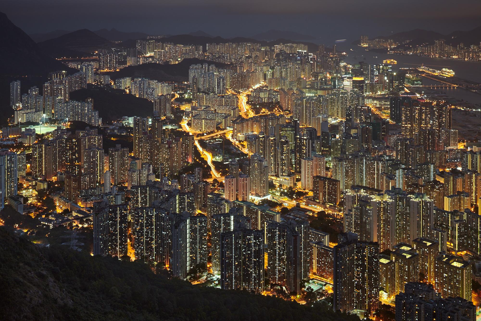 East Kowloon, Hong Kong