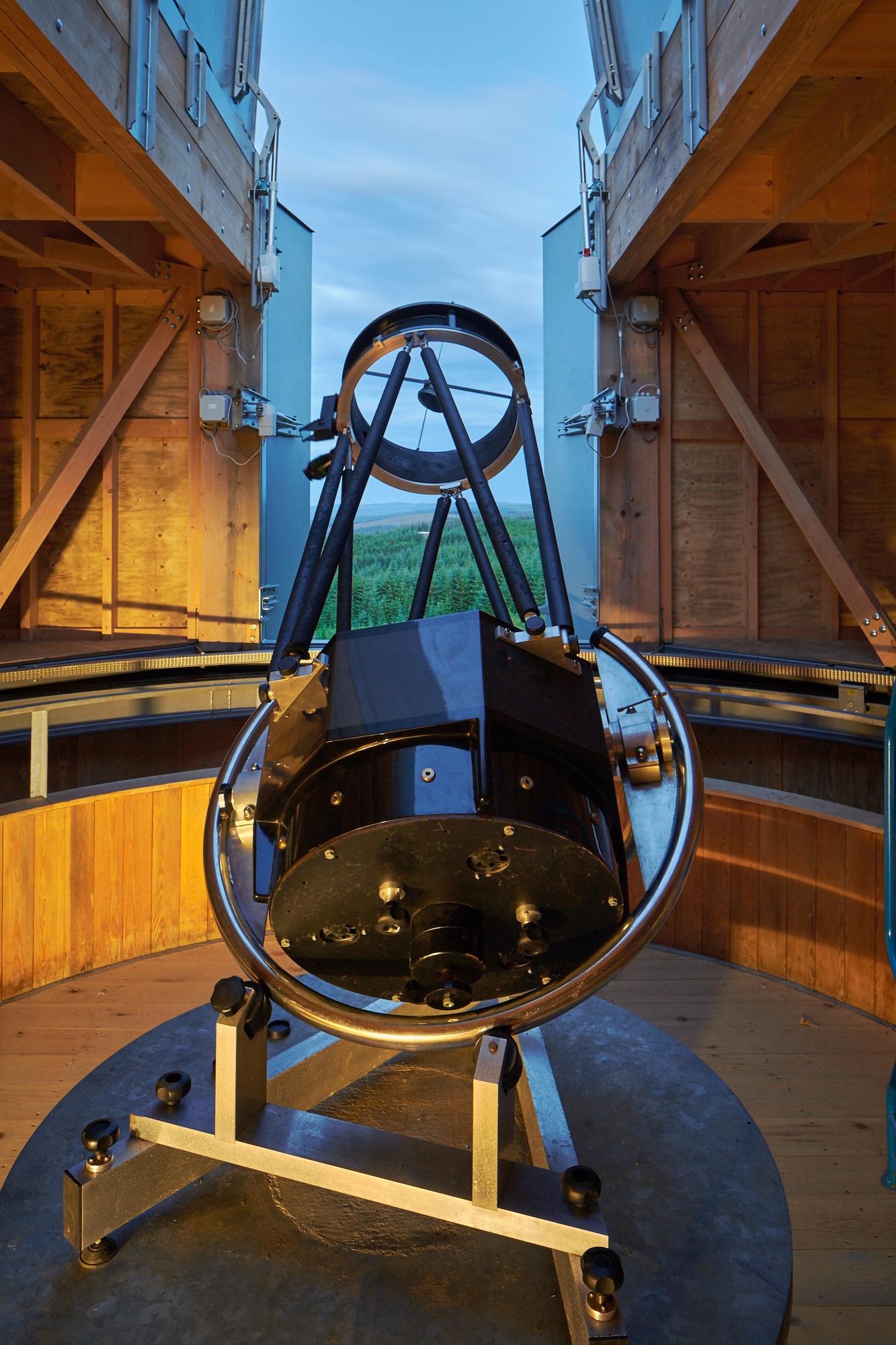 Kielder Observatory, Kielder forest, England