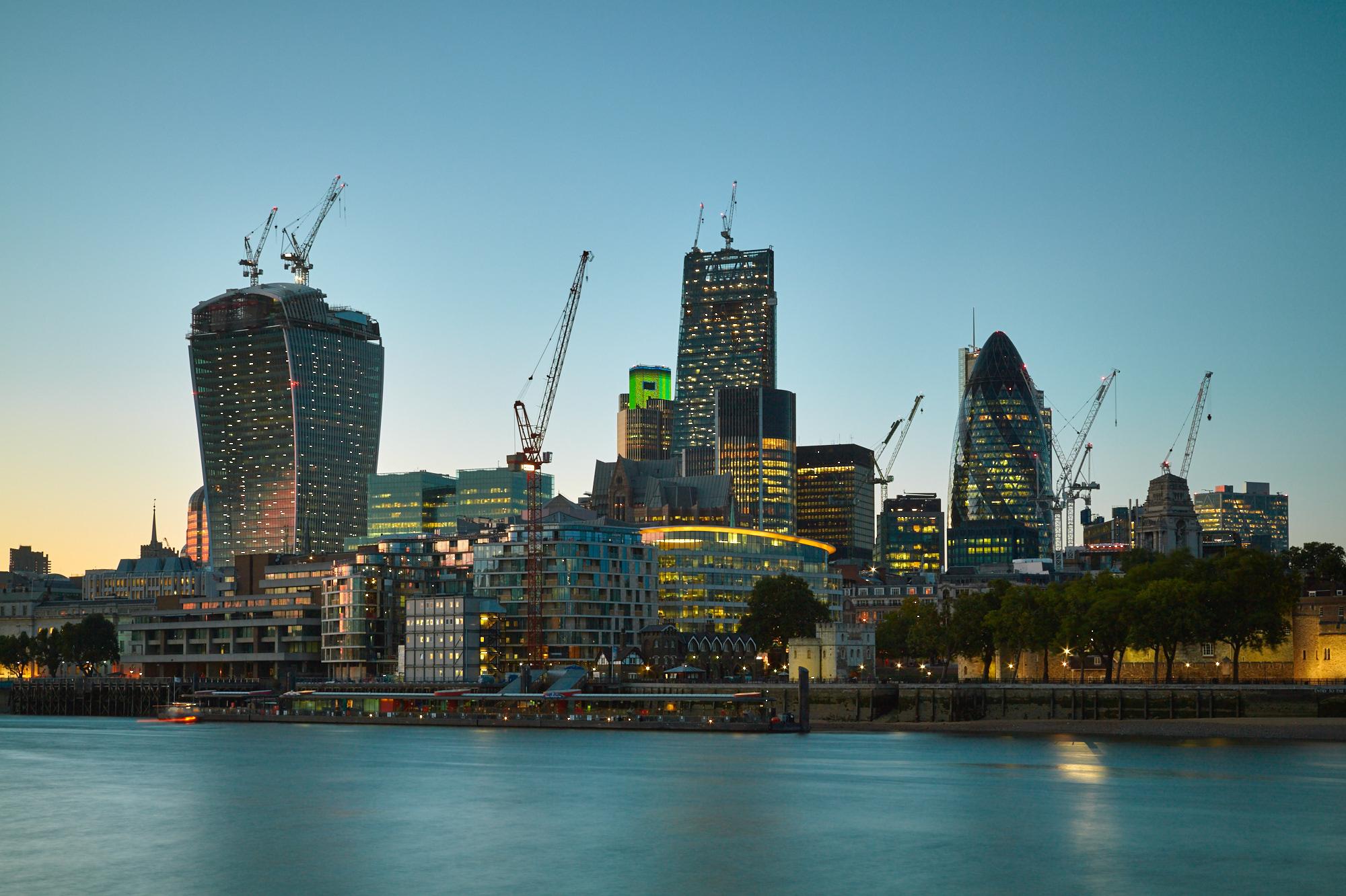 City of London, 2013