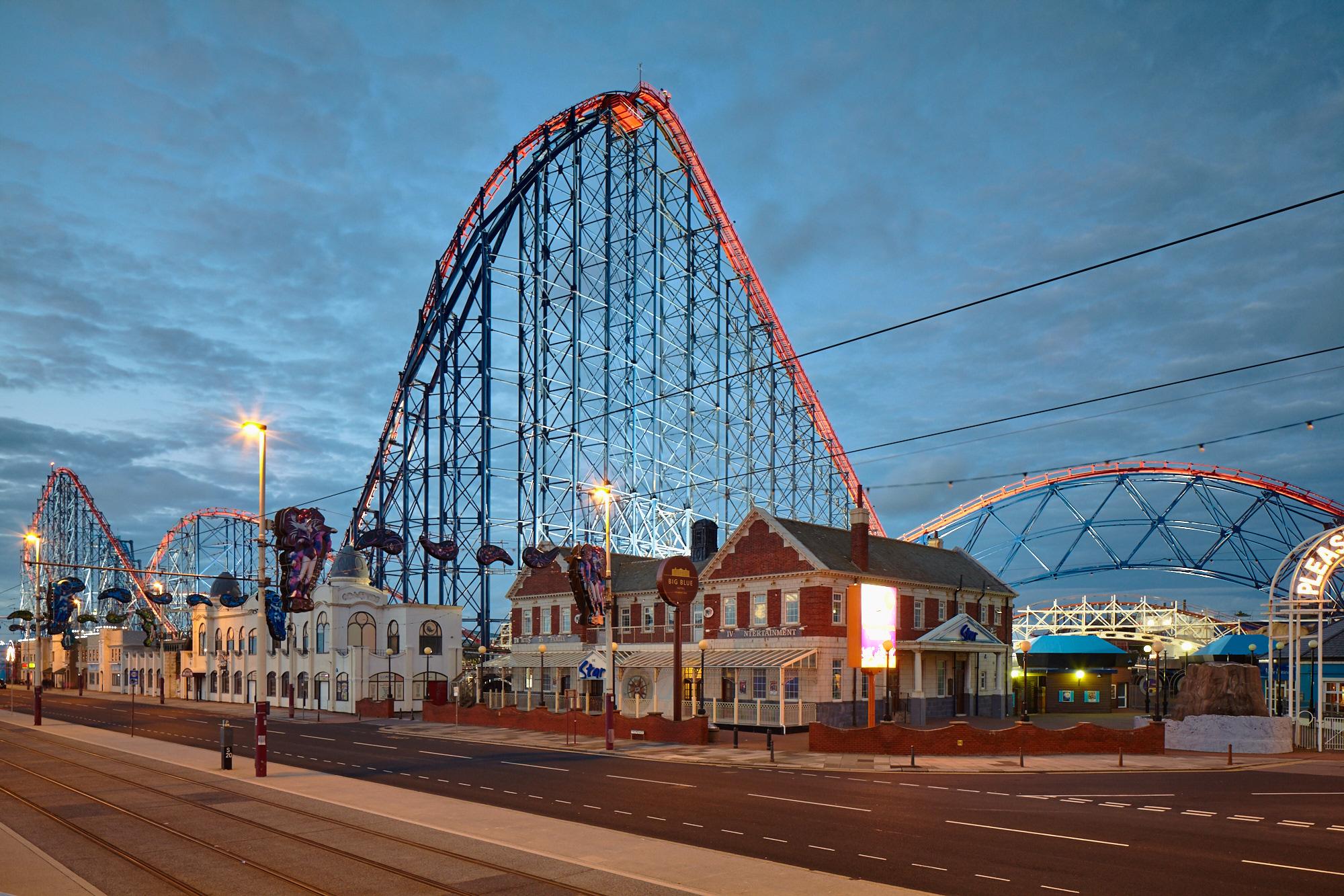 The Big One, Blackpool, England
