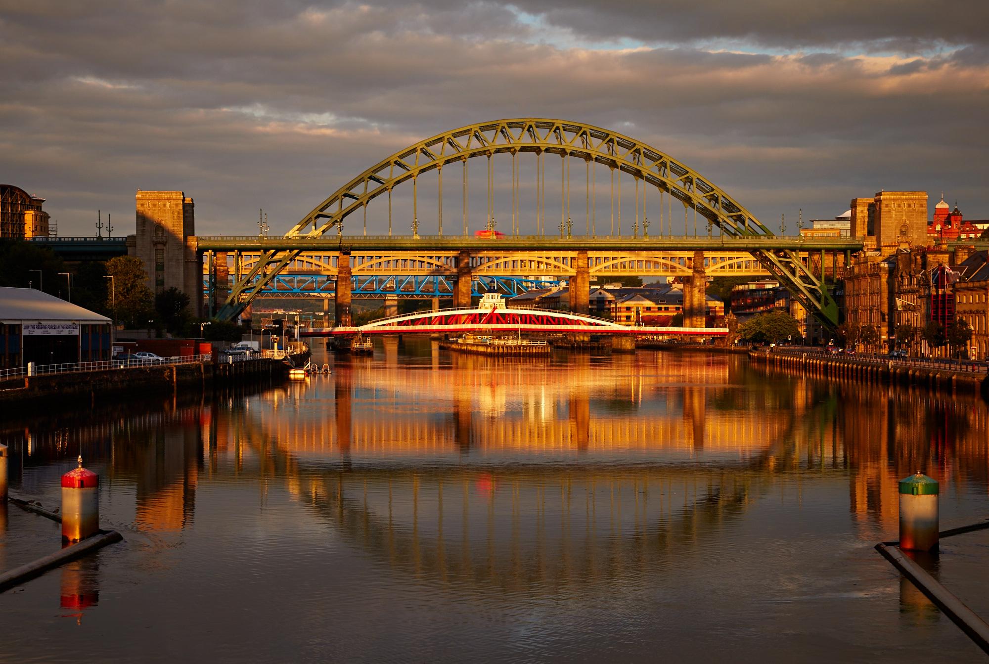 Bridges, Gateshead & Newcastle upon Tyne, England