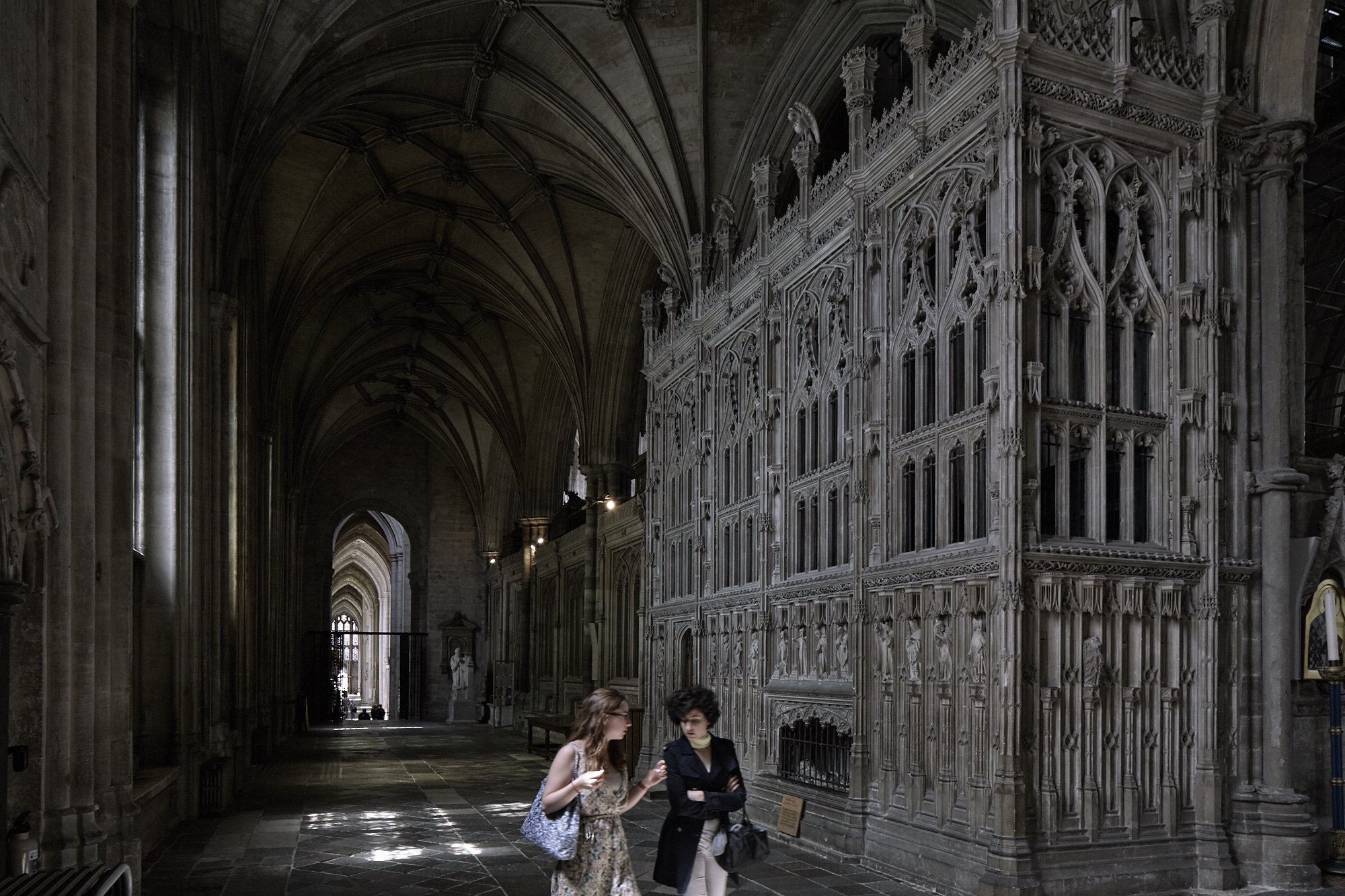 Winchester Cathedral, England