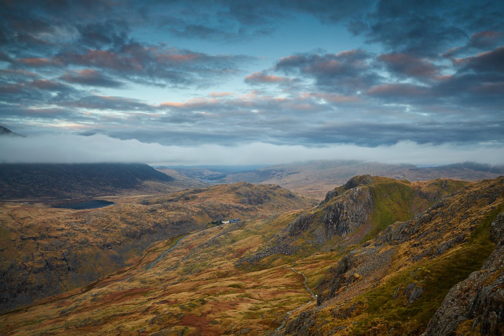 Pen-y-Pass II., Snowdonia, Wales