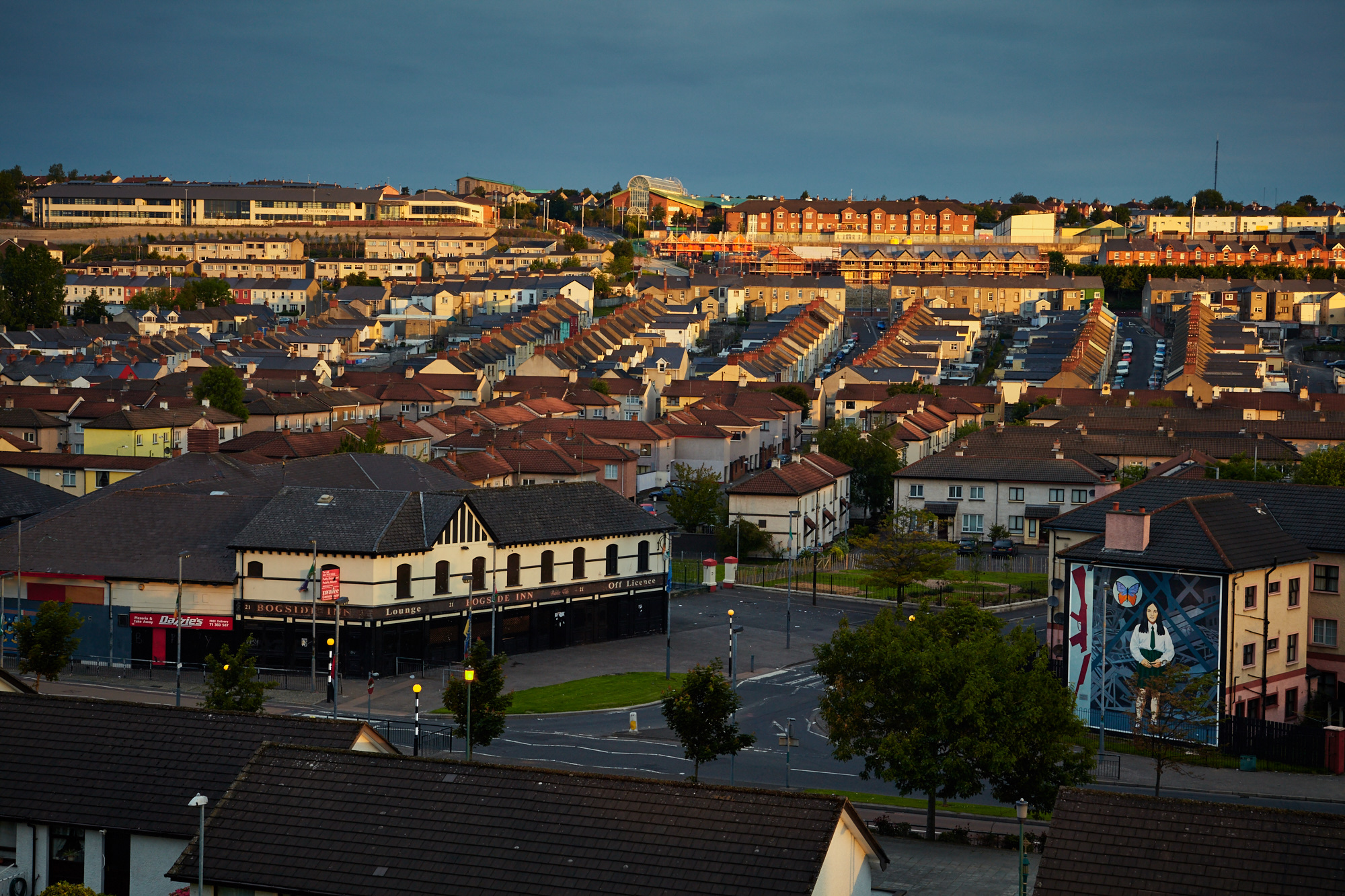 View of Bogside