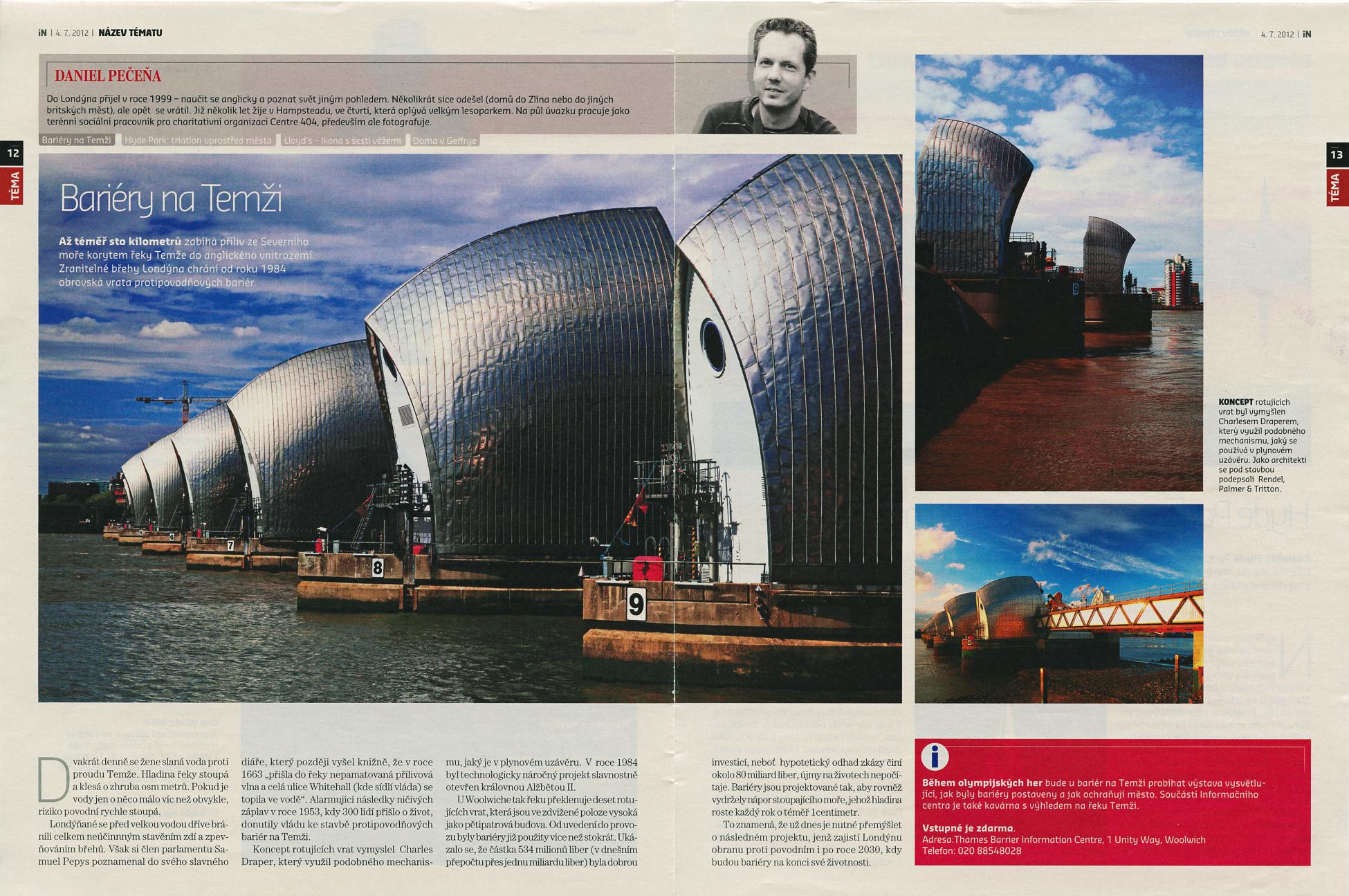 HN-In Magazin_Thames Barrier