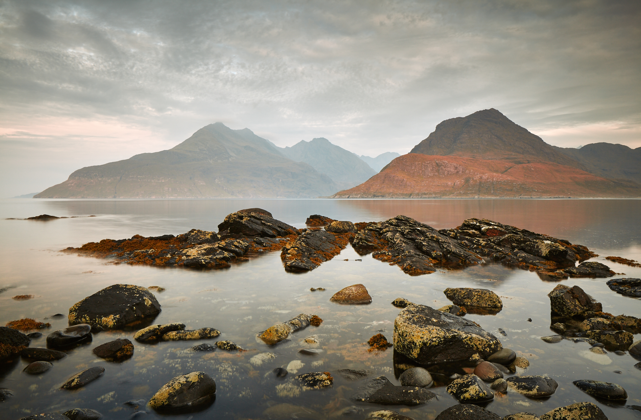 The Black Cuillin of Skye