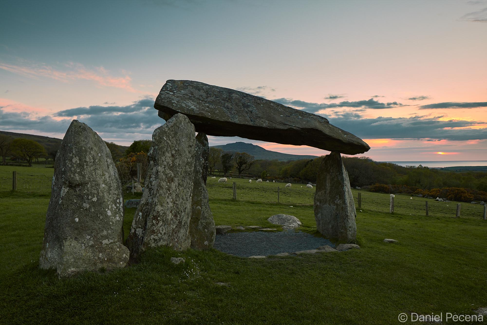 Pentre Ifan, Pembrokeshire
