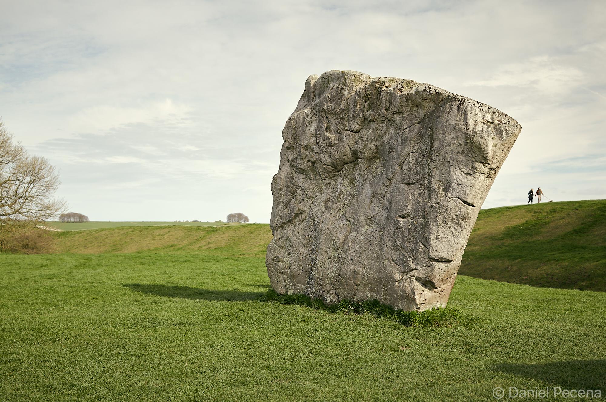 Avebury stone circle (fragment), Wiltshire