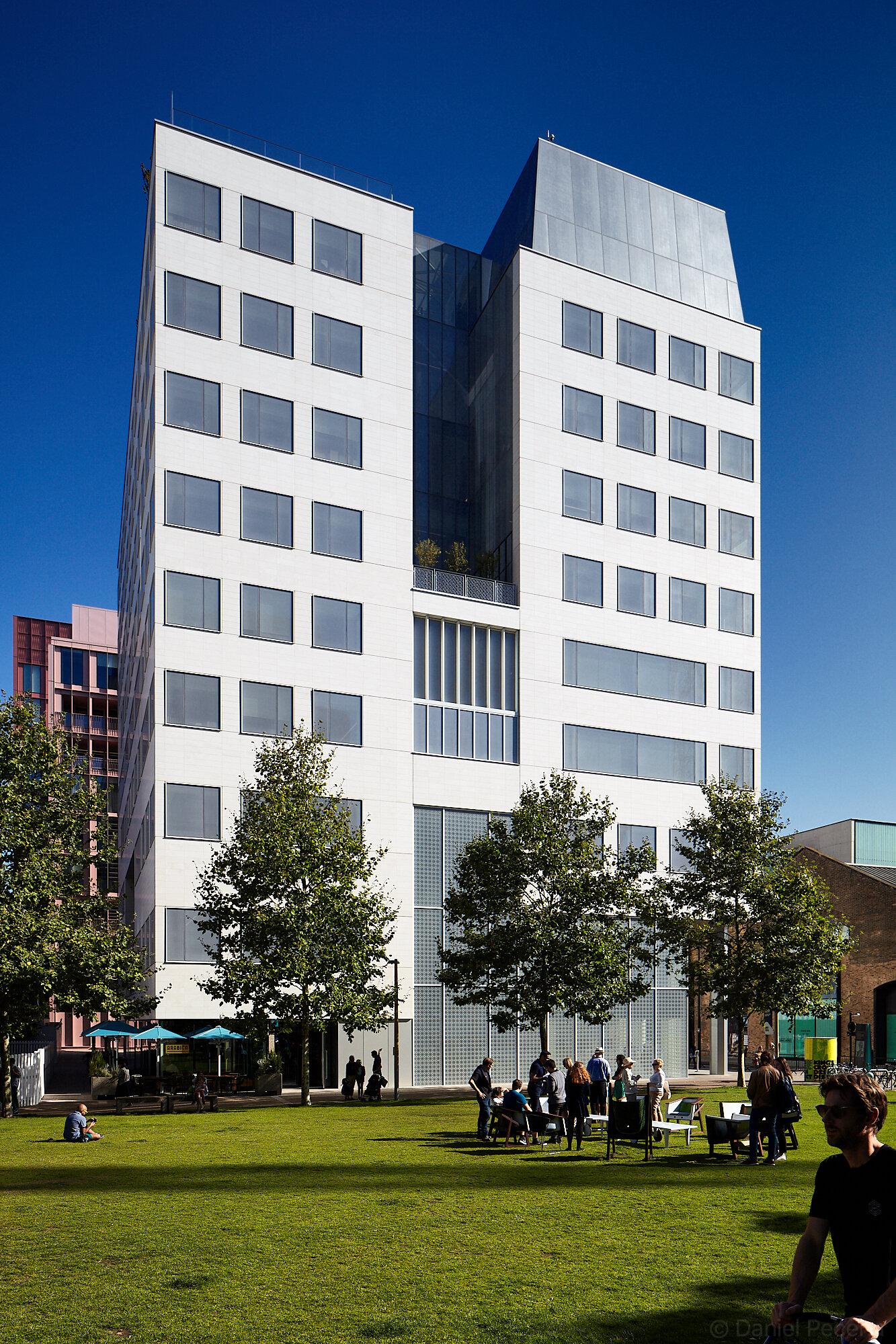 Aga Khan Centre, Kings Cross, London