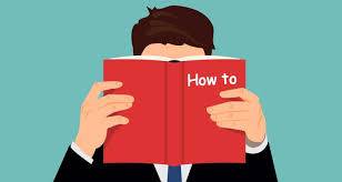 Do YOU read instruction manuals? Thoughts on knowledge and professional development by Fabrice Vanegas