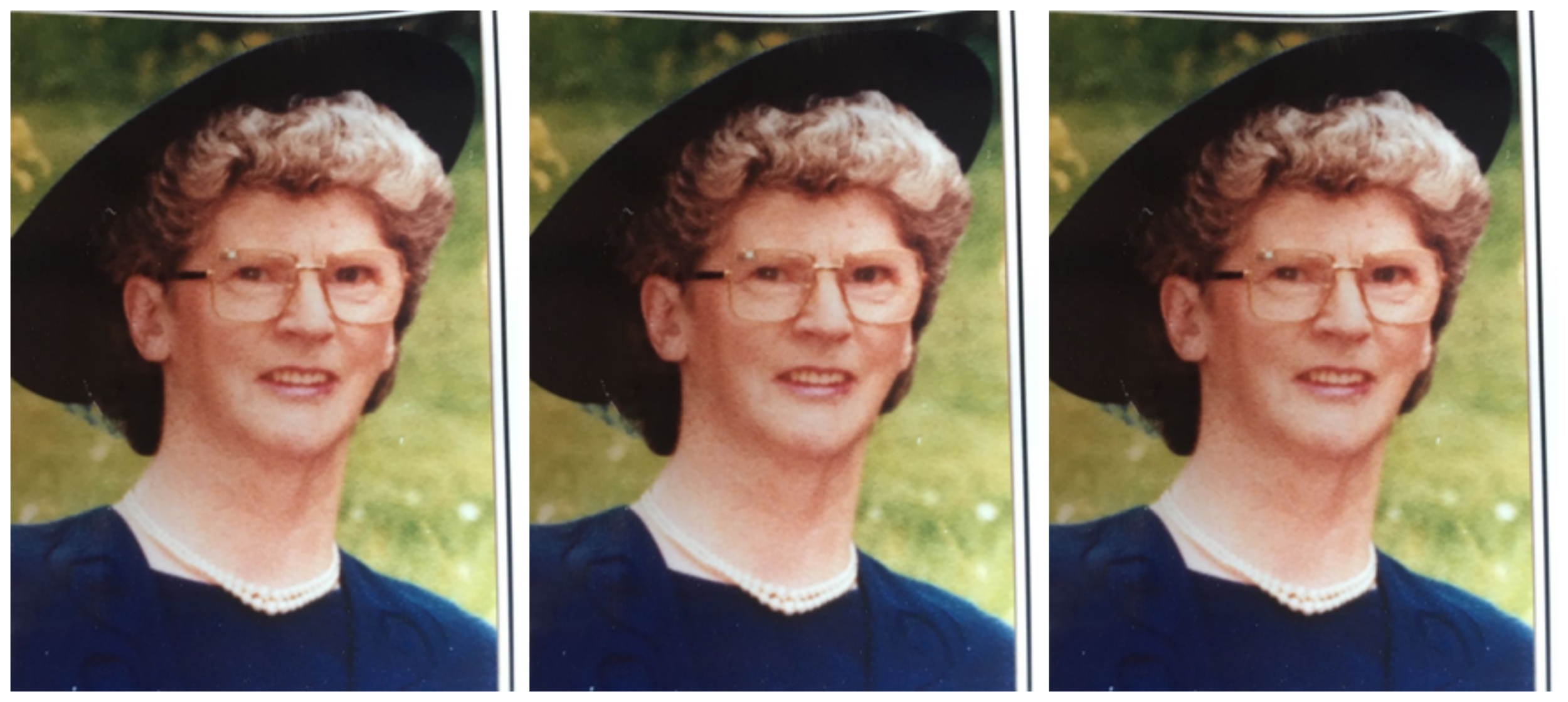 Margaret, aged 64