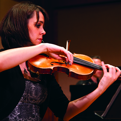 GABRIELA DIAZ, VIOLIN and viola