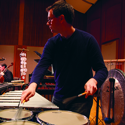 ROBERT SCHULZ, PERCUSSION