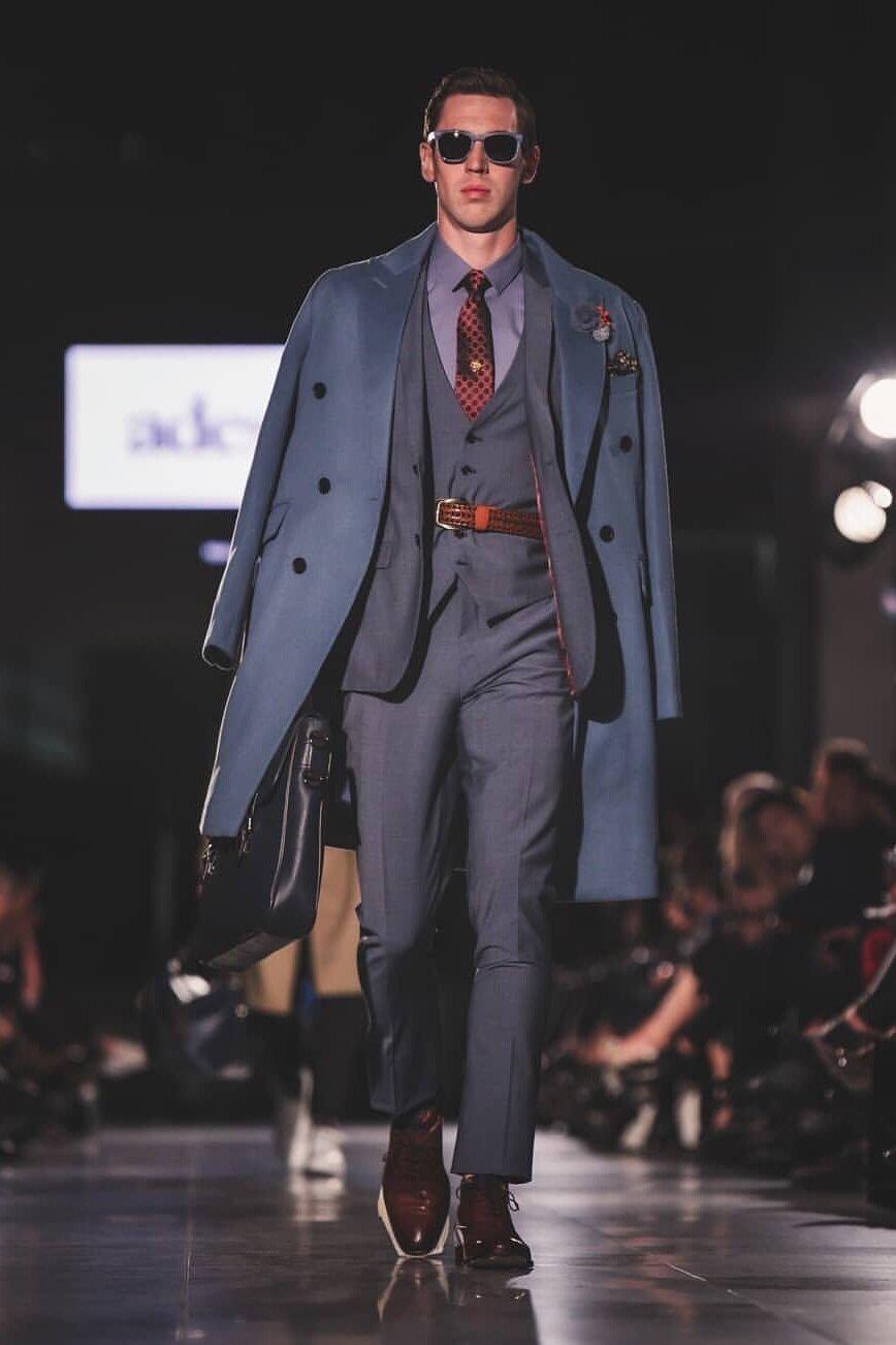 Jeff Baker of Mode Models | Photo by Rodel Valderrama