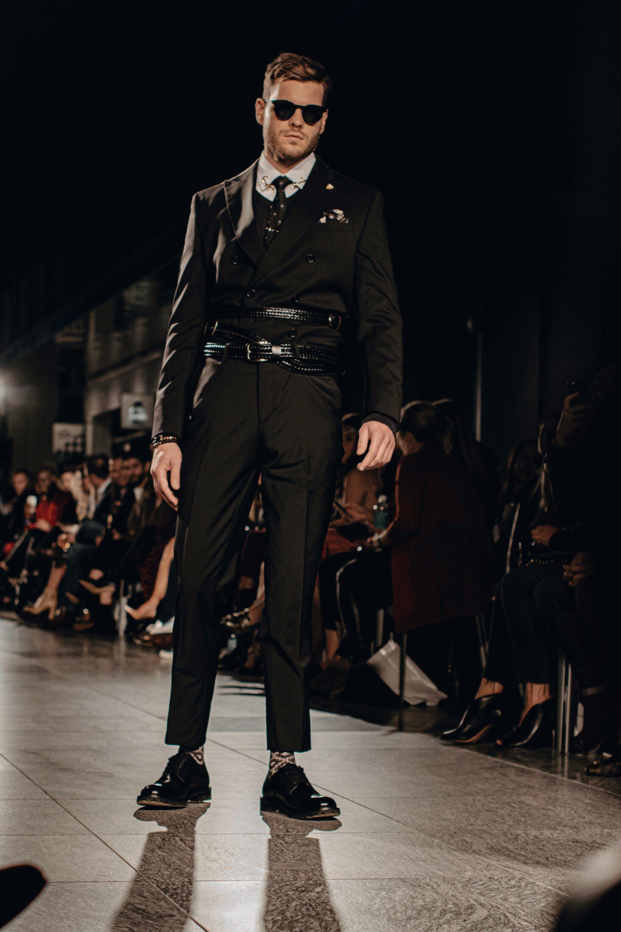 German Heigel of Mode Models | Photo by Rylan Weselowski