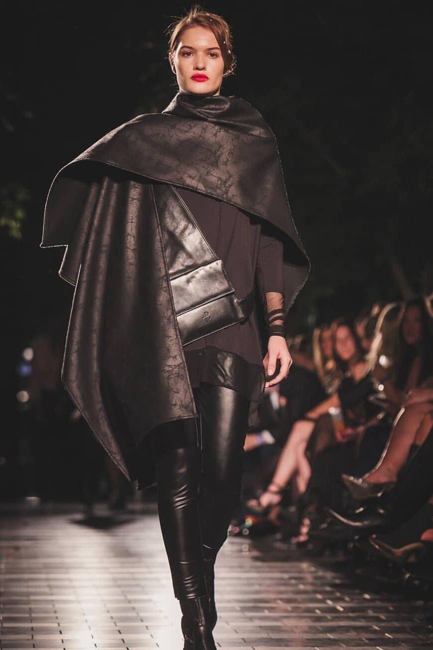 Elizabeth Varga of Mode Models | Photo by Rodel Valderrama