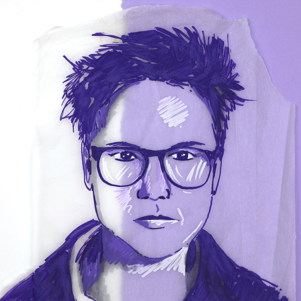 """Hannah Gastby  We both became aware of Australian comedian Hannah Gadsby last year when her  @netflix  special 'Nanette' was released online.   Standup comedy typically relies on creating tension and release and in this show Gadsby exposes and then destroys that formula. She reveals experiences of homophobia and sexual violence, which escalate throughout the set, until finally she is delivering them from a precipice of rage.   """"This tension is yours,"""" she tells the stunned Sydney Opera House audience. """"I am not helping you with it any more. You need to learn what this feels like."""" This show totally blew our minds and talks directly to many issues that are important to us. Please please watch if you haven't already. """