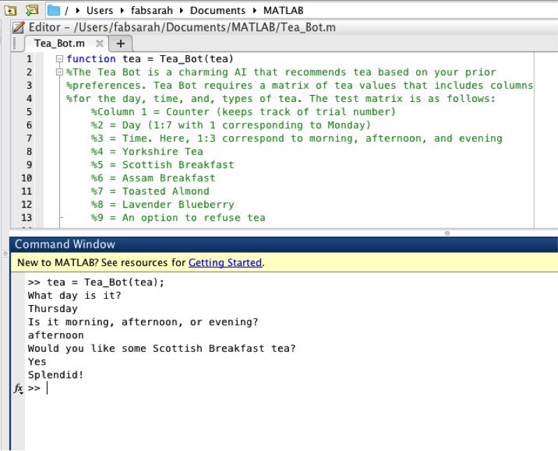 This is what it looks like in MatLab