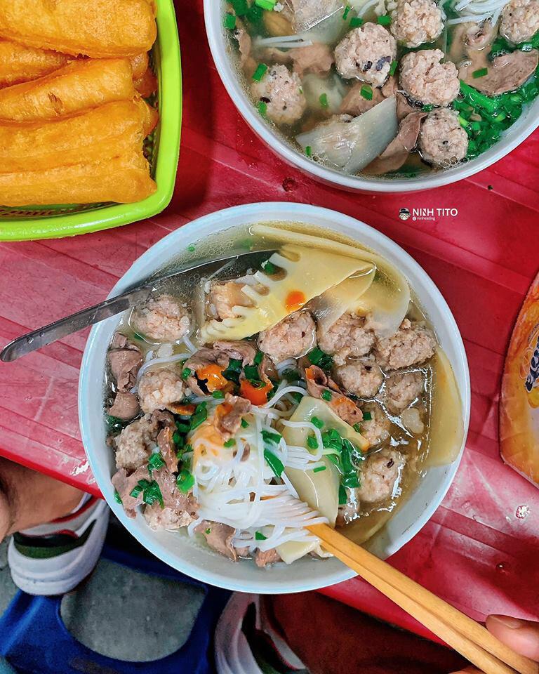 Quê hương với Ninh Tito là kho tàng ẩm thực