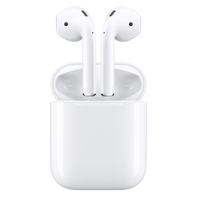 Apple AirPods www.bluetoothheadphones.com