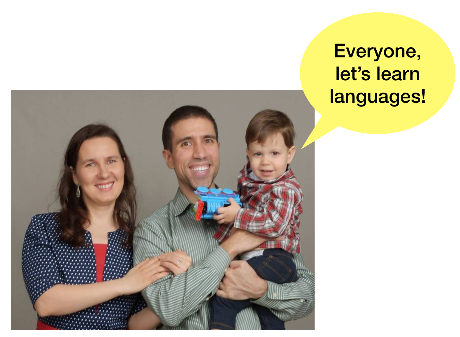 The Linguacious® family