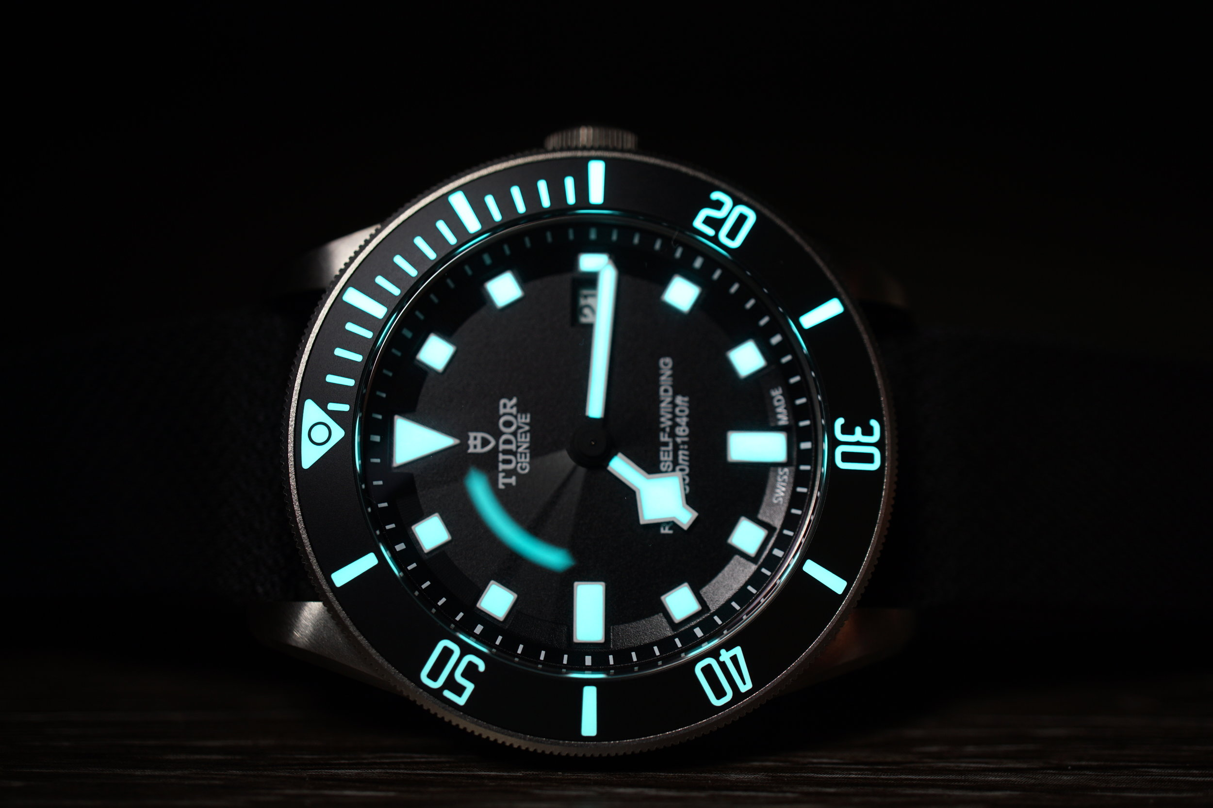 Beautiful, bright and blue lume!