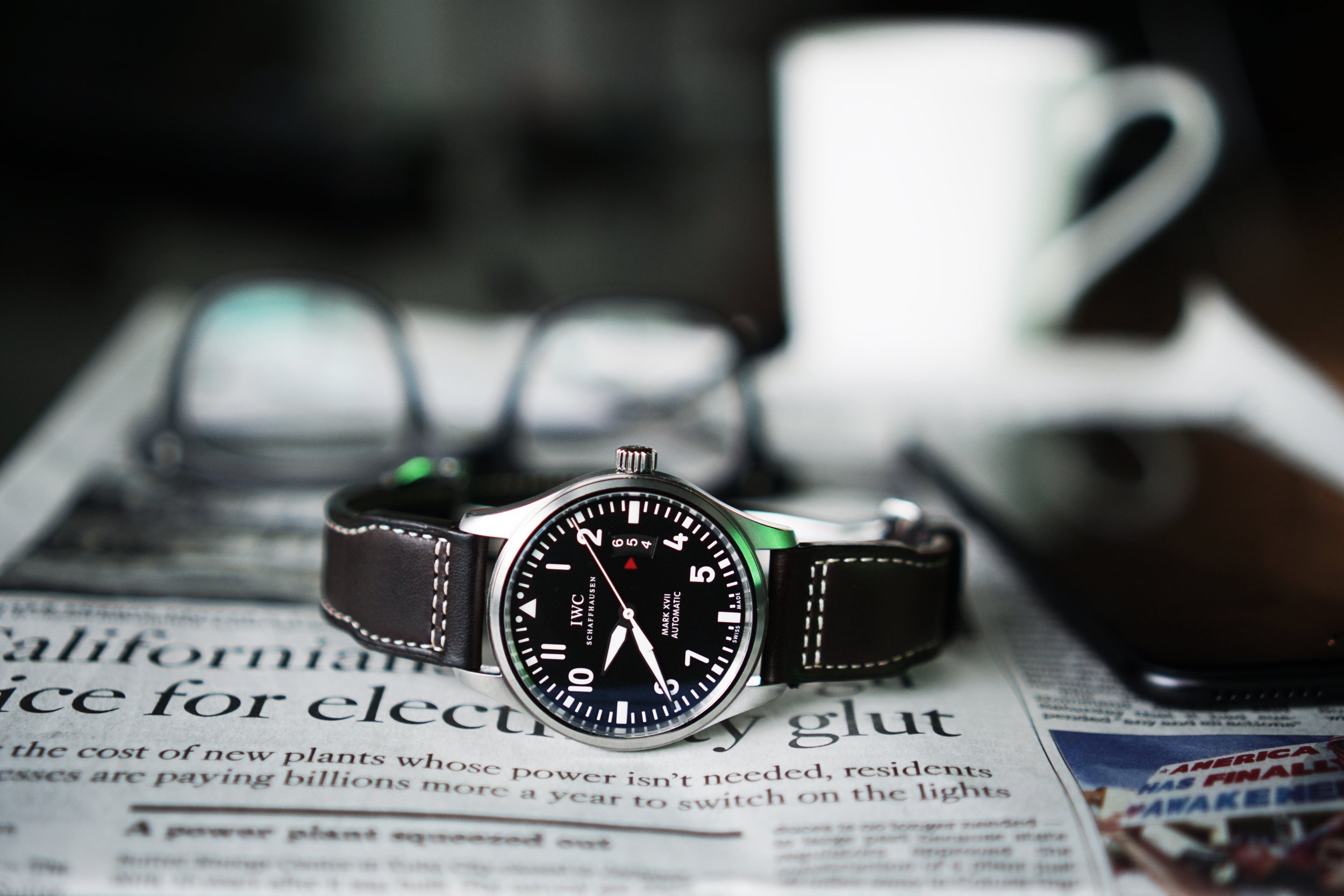 IWC Pilot's Watch Mark XVII ref 3265-01