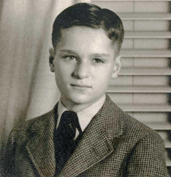 John Ashbery, 1940