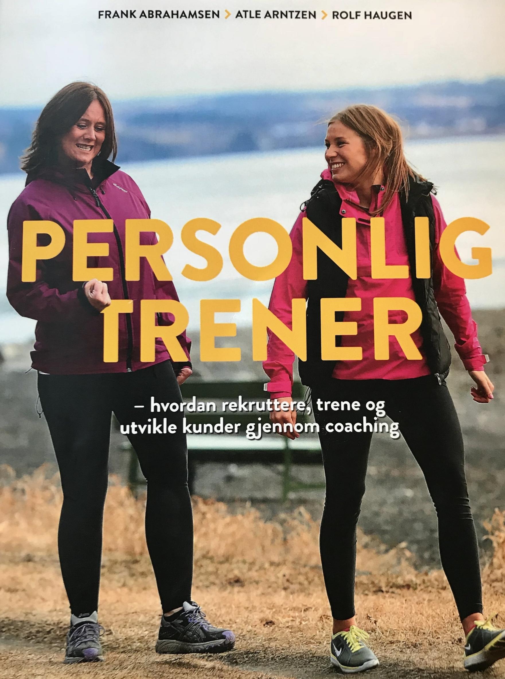 Den første boken, heter «Personlig Trener» og ble gitt ut i 2014. I 2018 kommer den reviderte og nye boken på markedet.